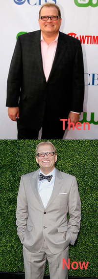 Drew Carey Then & Now