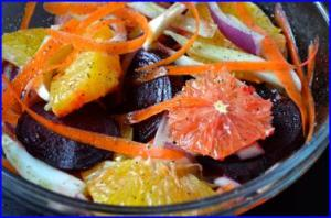 Winter citrus salad 1