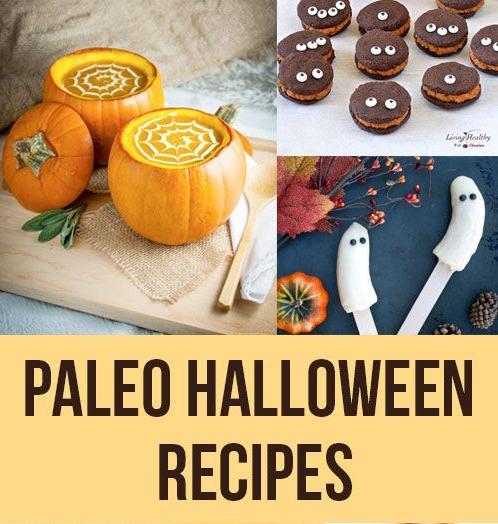 Paleo Halloween Recipes