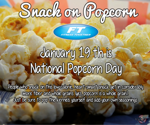 NationalPopcornDay