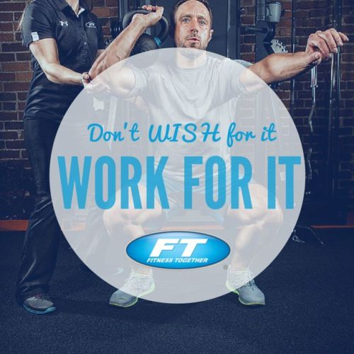FTGetsResults FitnessTogether fitness health personaltrainer personaltraining southshore