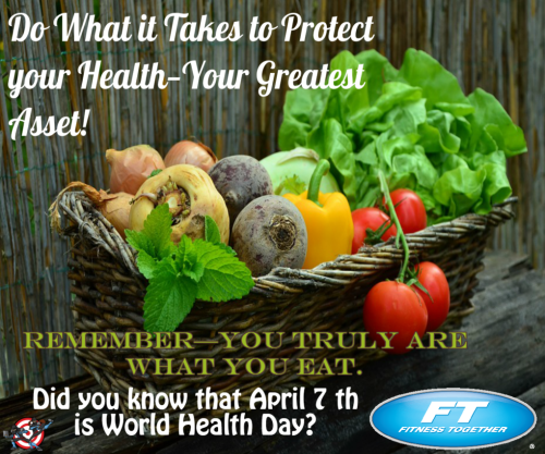 Health WorldHealthDay eat HealthyLiving Nutrition Diet FitnessTogether
