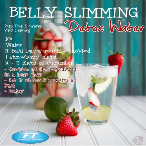 detoxwater ThirstyThursdays